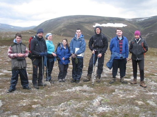 Into the wild heart of the Cairngorms