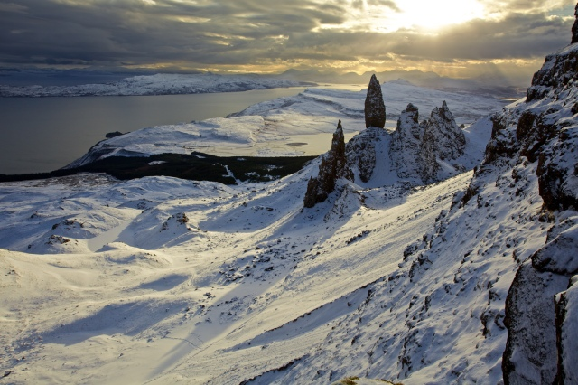 Old Man of Storr - (c) Marcus McAdam