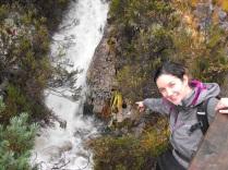 Bubbling waters on Beinn Eighe NNR