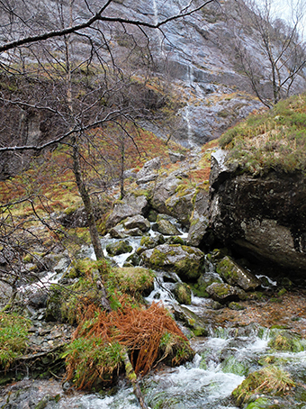Glencoe's Hidden Valley