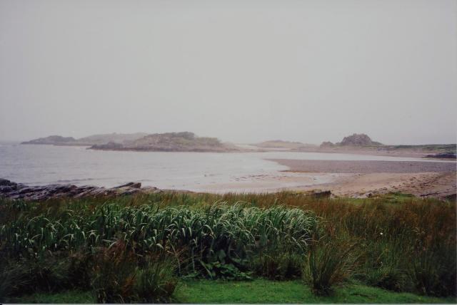 The bay at Sandaig