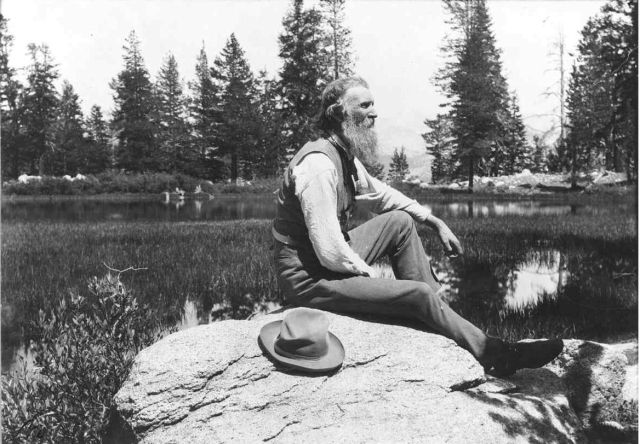 John Muir, an inspirational figure
