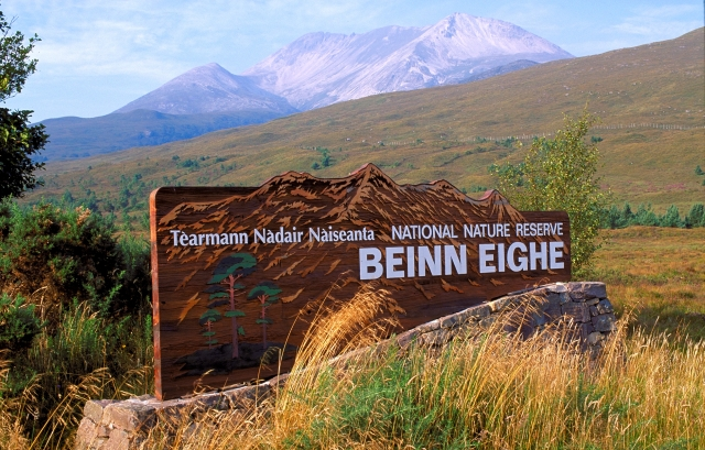 Beinn Eighe National Nature Reserve