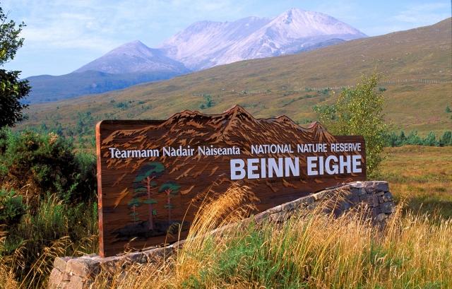 Beinn Eighe National Nature Reserve