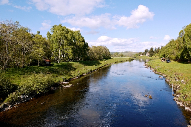 The River Dee, Aberdeenshire