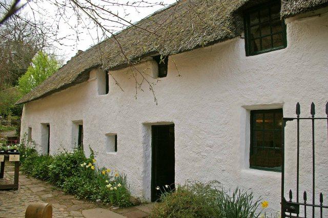 Hugh Miller cottage exterior