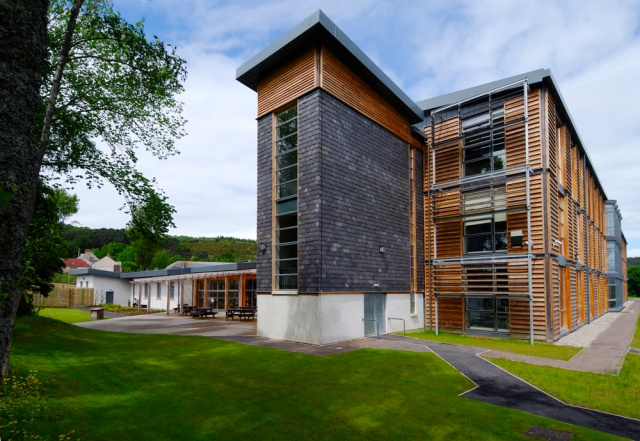 Great Glen House, SNH HQ building, Inverness.