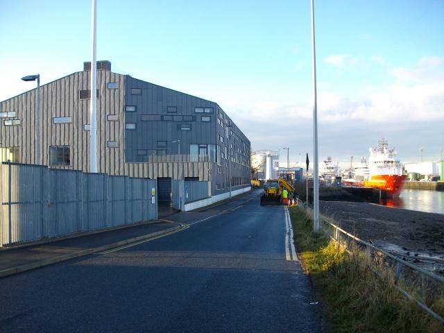 Inverdee House, SNH's Aberdeen office