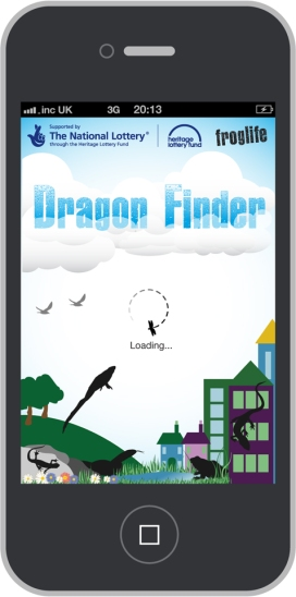 The new Dragon Finder app