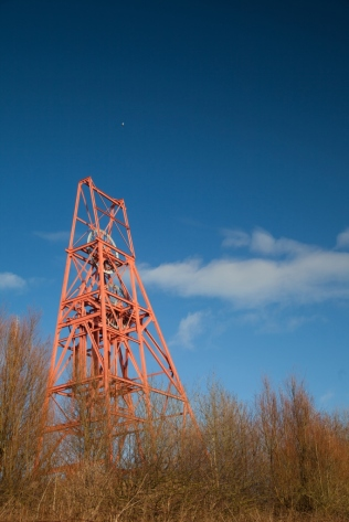 The Frances Colliery, Dysart. ©Fife Coast and Countryside Trust