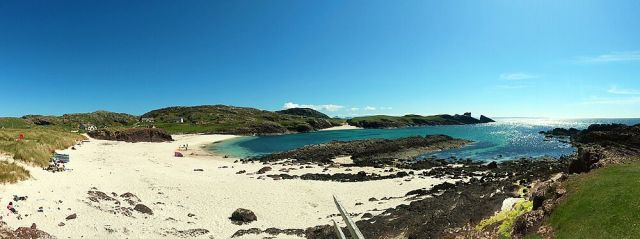 Snorkel Trail site at Clachtoll.