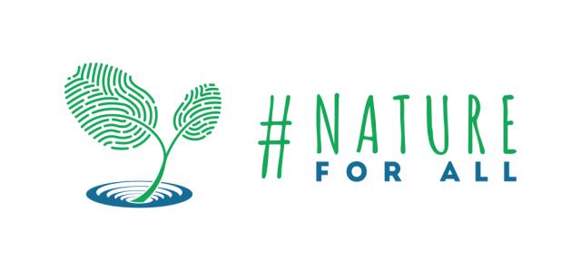 #NatureForAll logo