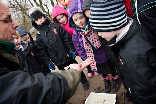 There's something to enthrall visitors of all ages at Drumpellier Country Park. © Becky Duncan Photography
