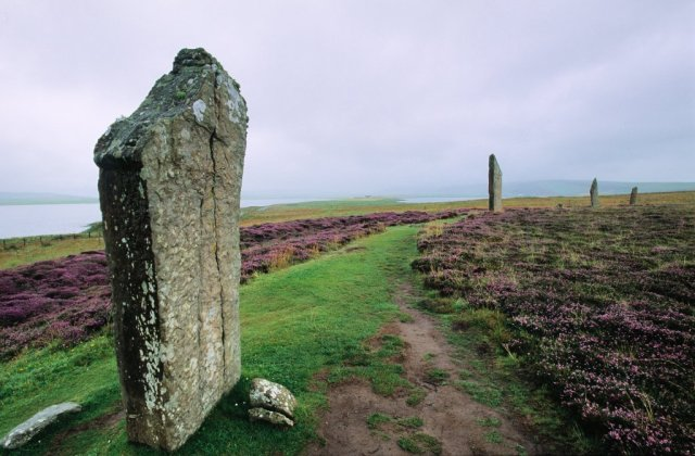 The Stone Circle at Ring of Brodgar, Orkney Isles. ©Lorne Gill/SNH