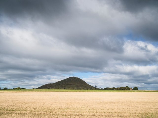 Berwick Law, East Lothian. ©George Logan/SNH