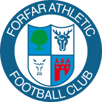 Forfar Athletic FC crest.