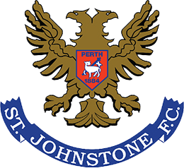 St Johnstone FC crest.