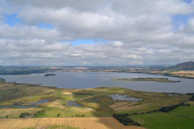 Loch Leven from The Sleeping Giant. ©Neil Mitchell/SNH