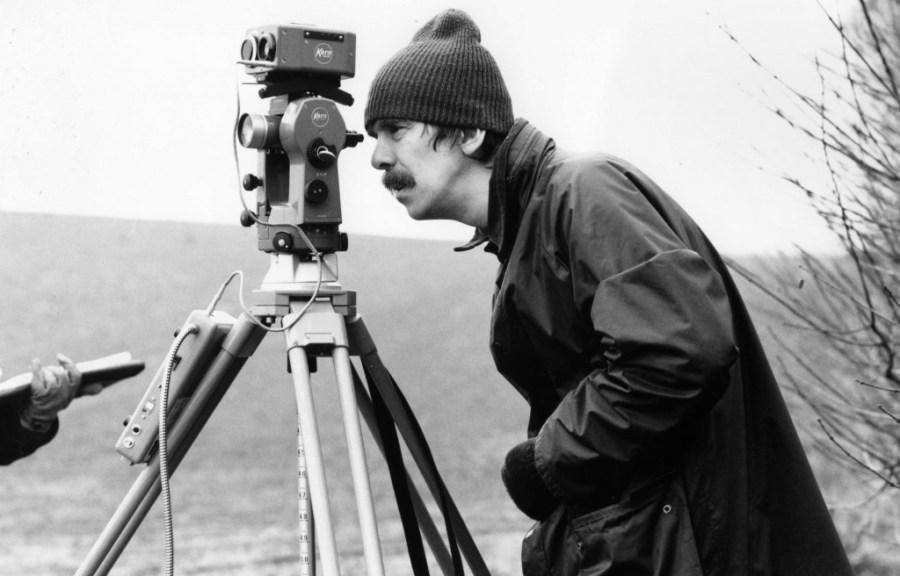 Tim surveying.