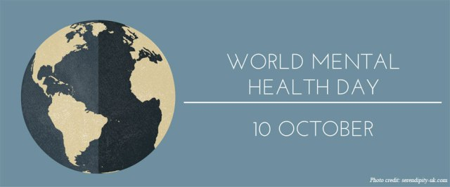 World-Mental-Health-Day-10-October-Earth-Globe