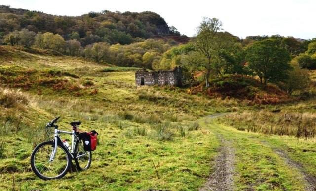 Clais Dhearg, Loch Etive, Argyll.