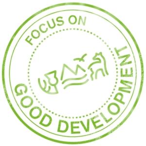 Good development stamp.