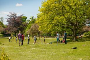 Pittencrieff Park, Dunfermline. © Paul Watts Photography