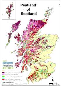 Scotland Peatland map_carbon class (A2477850)