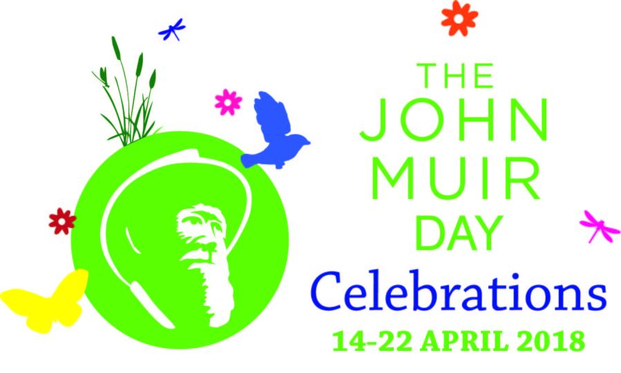 John Muir Celebrations -logo