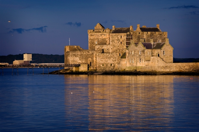 John Muir Celebrations -Blackness castle © Becky Duncan