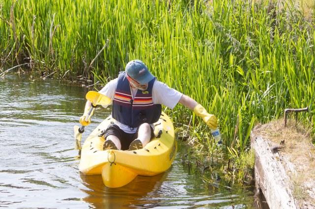 Scottish Canals Volunteer Week Pic Peter Devlin © Scottish Canals