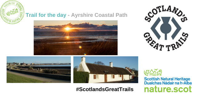 Ayrshire Coastal path - © SNH/Scotland's Great Trails