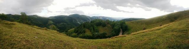 The magical Apuseni Mountains.