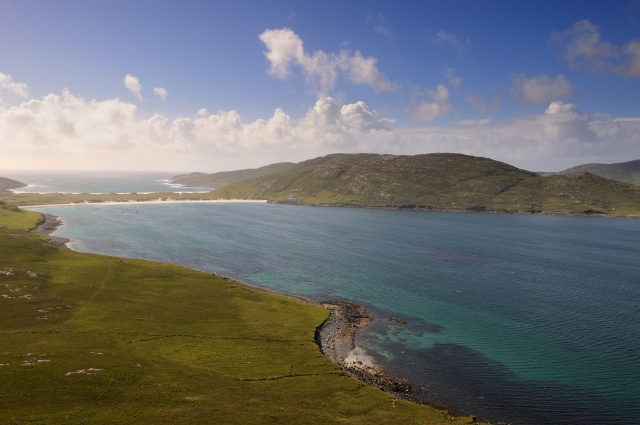 Vatersay, Outer Hebrides, Western Isles.©Lorne Gill