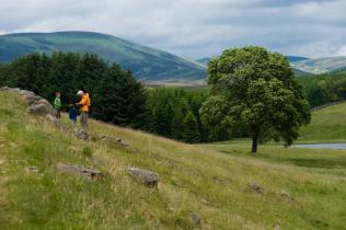 Cateran Trail - © Zoe