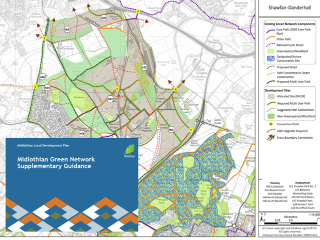 Midlothain Green Network