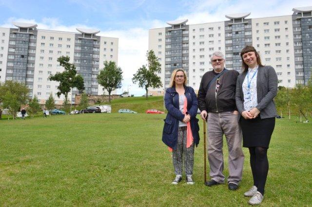 Social Housing Report 2018 - Friends of Halfway Park © Southside Housing Associatio