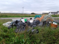 Forvie litter removed 16 September 2018