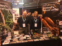 Scotland's Natural Larder at EUROPARC 2018 ©Kirstin McEwan / Scottish Natural Heritage