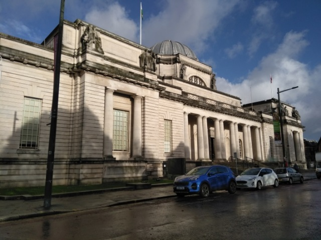 National Museum Cardiff ©Neville Makan