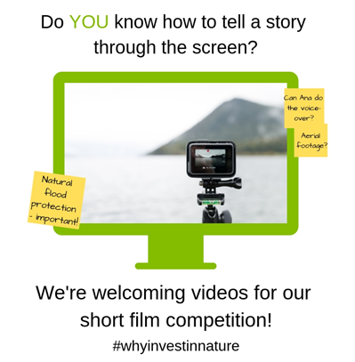 Natural Capital Film competition - tell a story