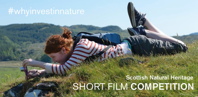 Why invest in nature? film competition © SNH/Lorne Gill