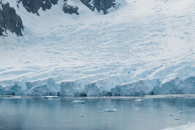 Glacier - credit Helen Wade