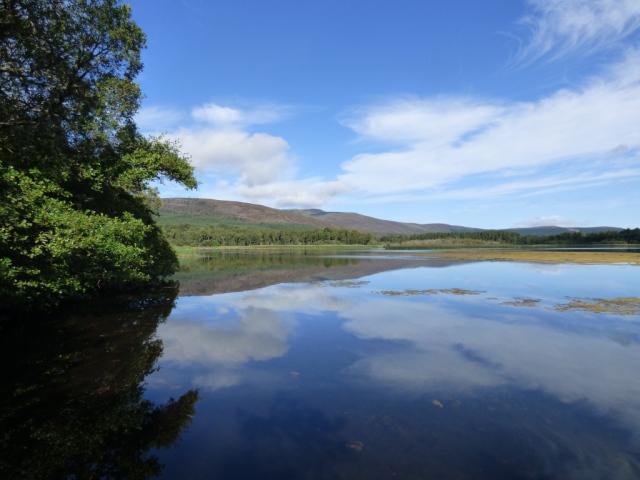 Loch Davan at Dinnet NNR © SNH