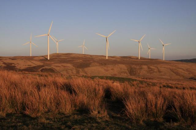 Craigengelt windfarm