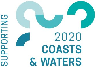 Coasts & Waters 2020 logo