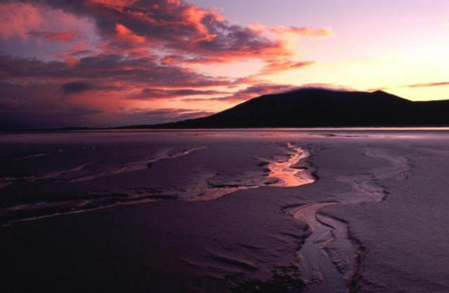 Criffel at sunset from Caerlaverock NNR_JPEG Image Height 720px_m82420