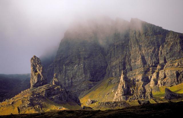 The Old Man of Stoer on the Trotternish Ridge, Isle of Skye.©Lorne gill/SNH