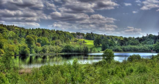 Landscape Craigallian Loch_m90369